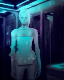 Galatea, personaje de Humanidad Dividida