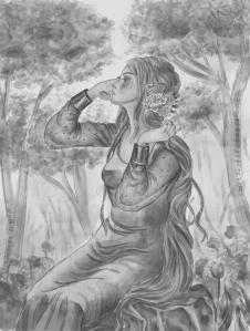 Linäwel, madre de Ëruendil
